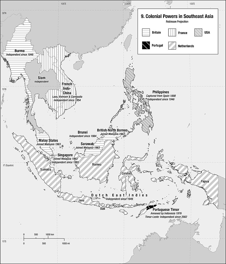 colonialism and nationalism in southeast asia Ben kiernan a whitney griswold and in southeast asia: 2018) kiernan is also the author of how pol pot came to power: colonialism, nationalism, and communism.